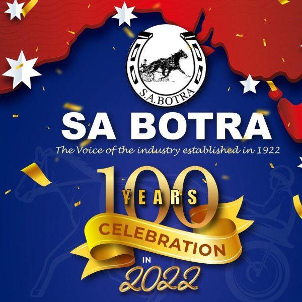 SA BOTRA 100 Years Logo